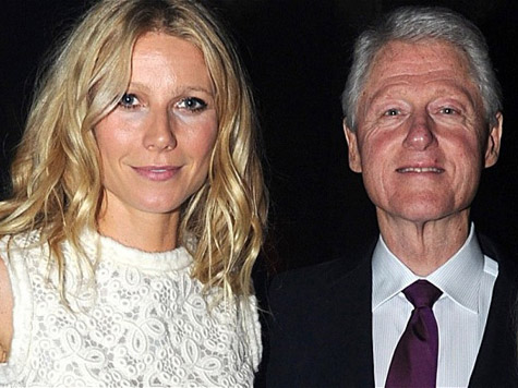 Bill Clinton Throws Smelly, Rotten Party
