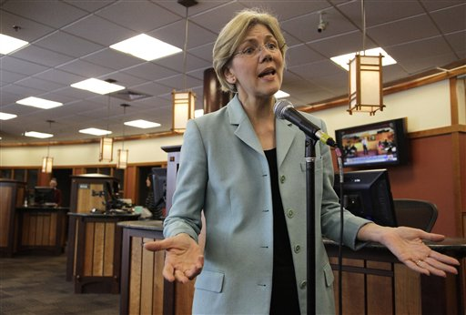 Warren on Cherokee Claims: 'My Mother Told Me So'