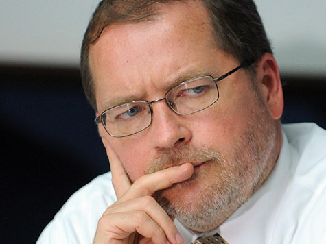 Bloggers Briefing Preview: Grover Norquist Talks Taxes, Defends 'The Pledge'
