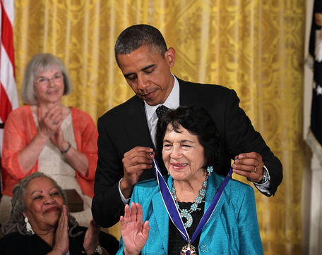 Obama Gives Avowed Socialist Presidential Medal of Freedom