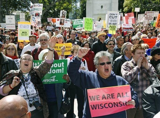 Wisconsin Union Admits Padding Anti-Walker Hours