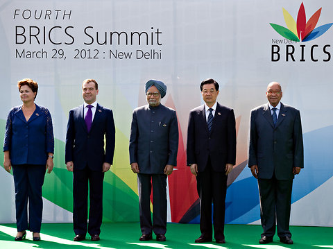 Are BRICS Countries Bailing on the Dollar?