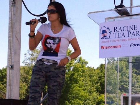 Breitbart Is Here: Final Recall Election Rally Held in Racine