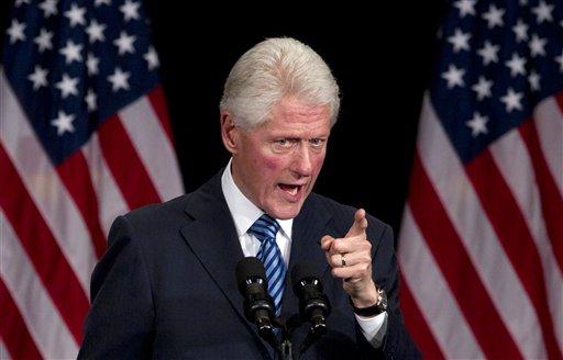 Clinton: Extend Bush Tax Cuts