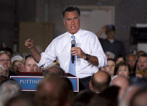 Romney Private Email Account Likely Hacked