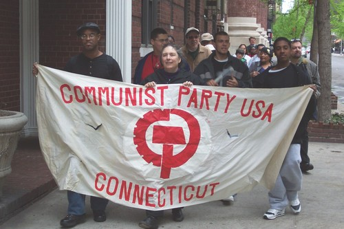 Connecticut Governor Folds on Funding for Communist Party Headquarters
