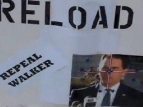 'Kill Scott Walker': Left Unleashes Death Threats