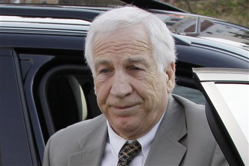 Witness: Sandusky Abused on Campus, in Saunas