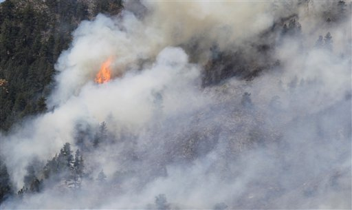 New Mexico, Colorado Fires Burn Out of Control