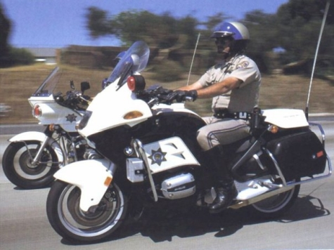 California Highway Patrol Cutting Back in Austerity Move