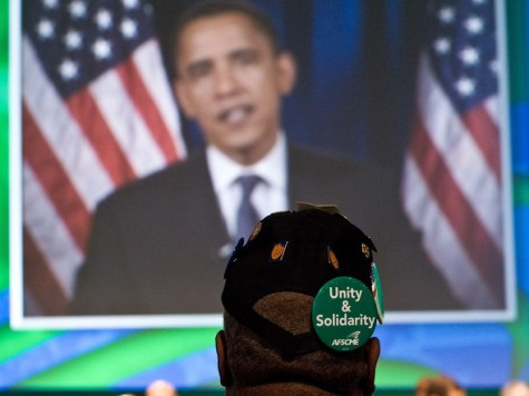 Wisconsin Fall-out: Poll Shows Union Members Deserting Obama