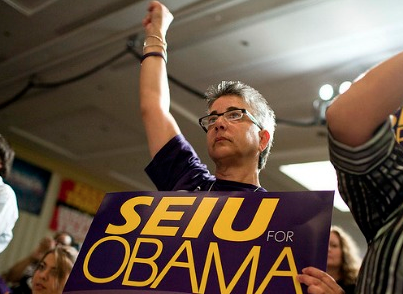More Wisconsin Fallout: Obama's Union Support Drops