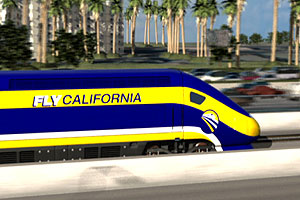 CA Environmentalists Attempt to Stop High-Speed Rail