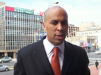 Cory Booker Fights the Left on Civility