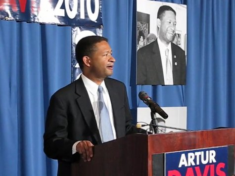 Bloggers Briefing: Artur Davis on Why He Ditched Democrats