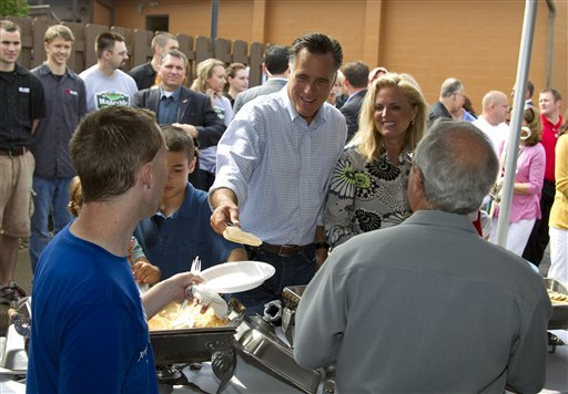 Romney looks to build on GOP gains in Wisconsin