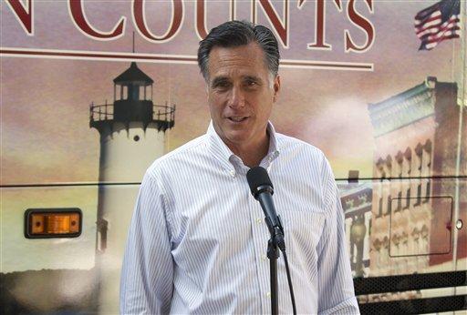 Poll: Obama, Romney even amid economic worries