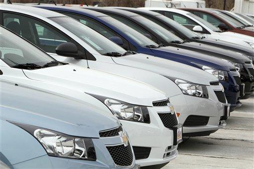 GM Recalls Chevy Cruze Over Fire Risk