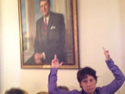Gay Activists Know Nothing About Reagan, History
