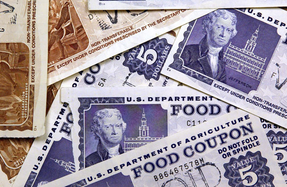 USDA: Food Stamps Will Help You Look Your Best