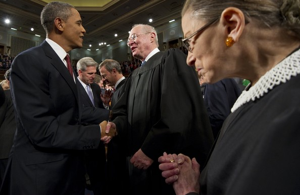 Obama's Coming Campaign Against The Supreme Court