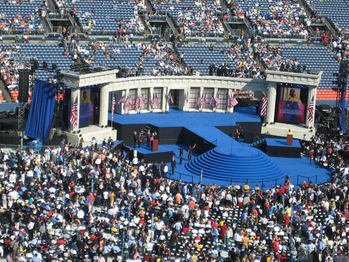 Dems Forced to Downsize Once Again as Convention Fundraising Falls Short