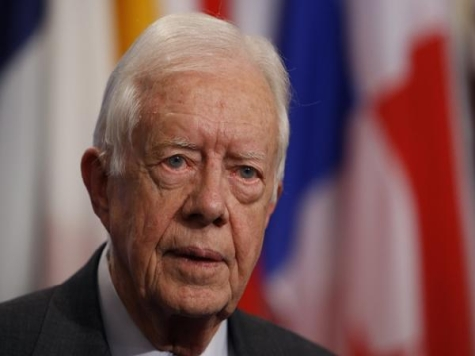 Jimmy Carter: We Must Stop Obama the Assassin