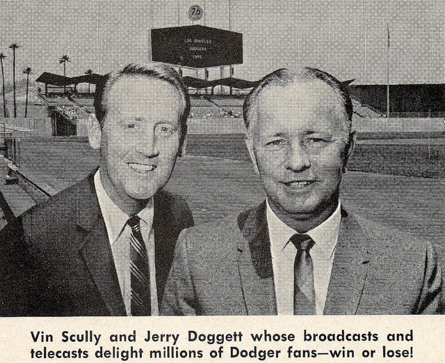 Vin Scully, The Los Angeles Dodgers, Andrew Breitbart, and America