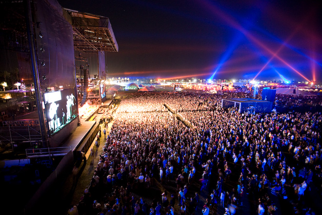Coachella Music Festival Set to Leave California over New Tax
