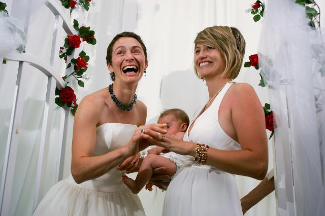 Gay Marriage Less Contentious In Iowa; November State Elections May Determine Its Fate