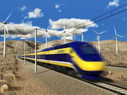 Cash-Strapped California OKs Funding for High-Speed Rail