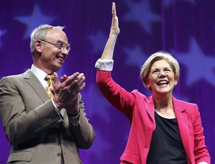 More Pow Wow Chow Plagiarism From Elizabeth Warren's Husband?