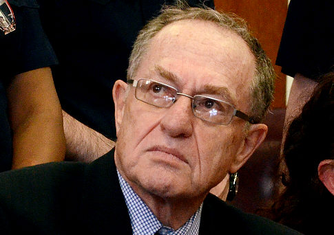 Dershowitz to Fellow Democrats: Stop Attacking Sheldon Adelson