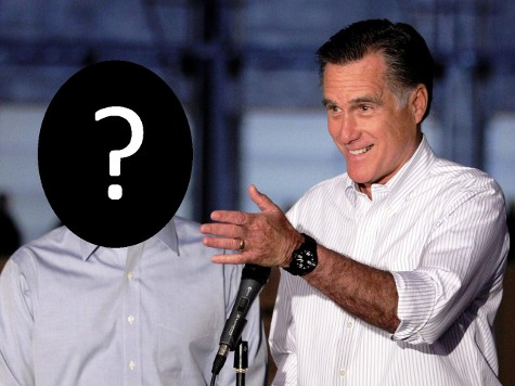 Report: Romney May Announce Running Mate as Early as Next Week