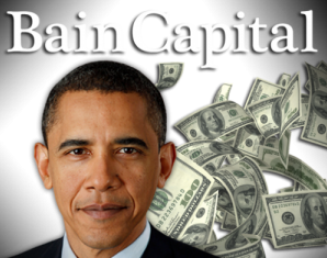 Obama Took Cash From Bain Outsourcing Execs