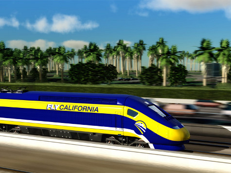 CA Gov. Authorizes Funding For High Speed Rail