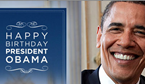 Obama Email: 51st B-Day Party 'So Cool You're Almost Jealous Of Yourself'