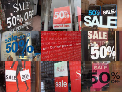 Retail Sales Fall for Third Consecutive Month