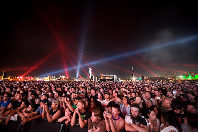 Coachella Music Festival Leaves California For Caribbean