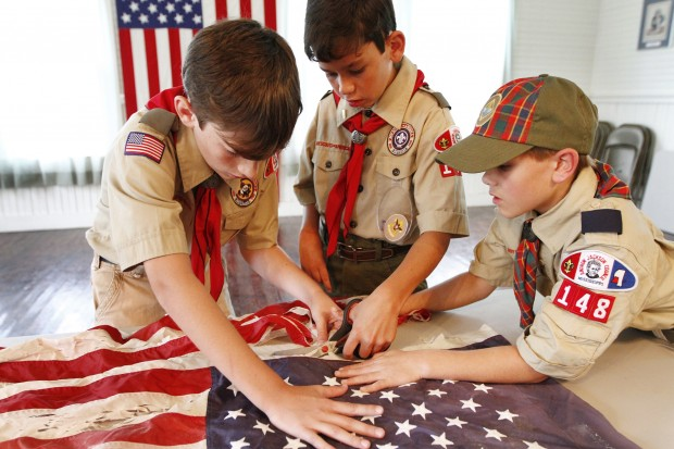 Boy Scouts of America Reject Gay Agenda