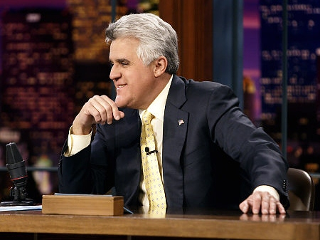 Jay Leno Latest Obama Media Surrogate