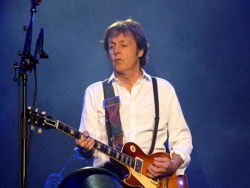 Paul McCartney, Global Warming Expert, Speaks