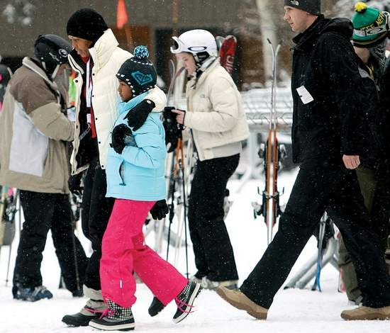 Michelle Obama's Family Ski Trip to Aspen Cost Taxpayers at Least $83,000