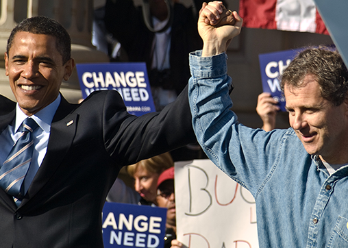 Obama/Sherrod Brown War on Coal Causes More Layoffs