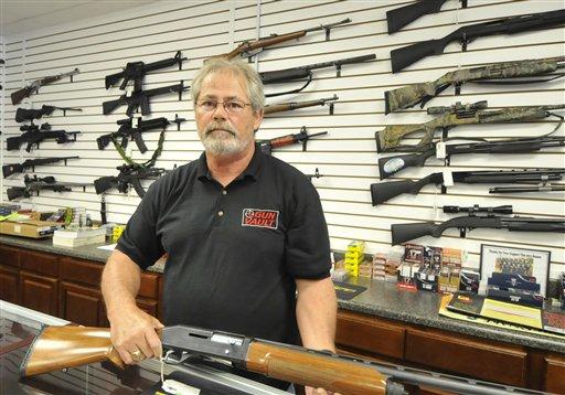 Fear prompts gun sales, panic after Colo. massacre