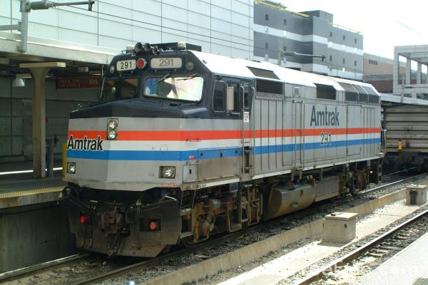 Amtrak Wants $7 Billion for Train Station in D.C.