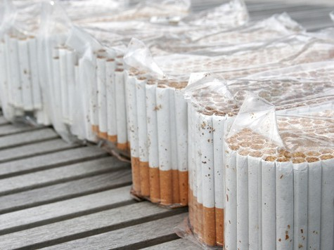 High Cigarette Taxes Embolden IL, NY Smugglers