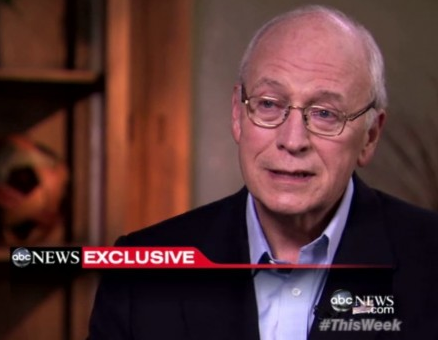 Establishment Strikes Back: Cheney Says Palin VP Selection 'Mistake'