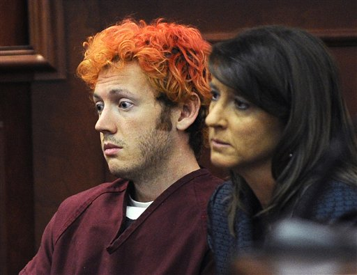 Colo. 'Joker' Suspect Charged with 24 Counts of Murder