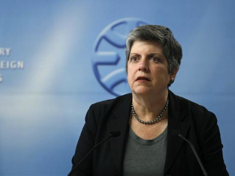 Big Sis: Lawsuit Accuses Napolitano's DHS of Humiliating Men, Favoring Women